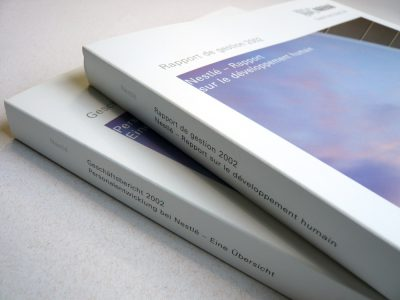 Image de Management Reports 2000, 2001, 2002 and 2003