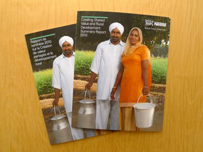 Image de Creating Shared Value and Rural Development Summary Report 2010