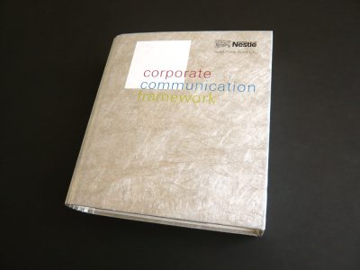 Image de Corporate Communication Framework