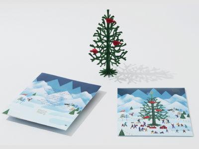 Image de Christmas gift development 2020