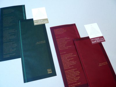 Image de Christmas Menu overview since 1993