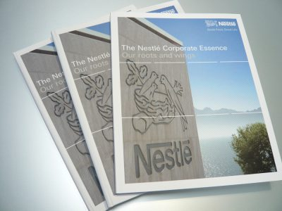 Image de The Nestlé Corporate Essence