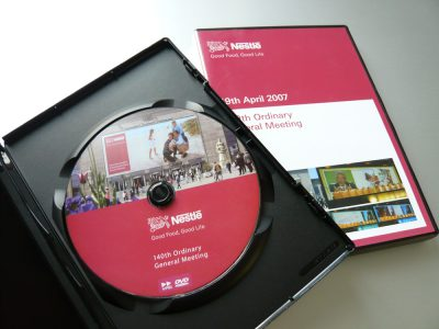 Image de DVD General Meeting 2007 – 2008