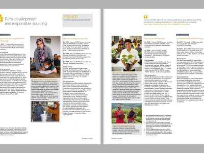 Image de Nestlé in society 2013 – Creating Shared Value and meeting our commitments