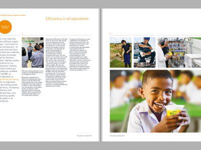 Image de Management Report 2013 – Nestlé year in review