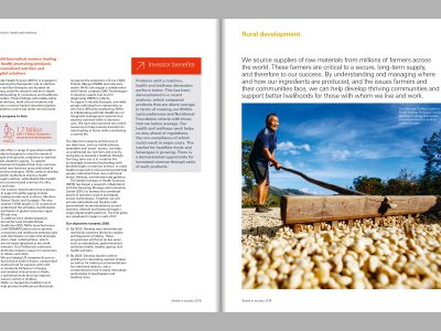 Image de Nestlé in society 2016 – Creating Shared Value and meeting our commitments