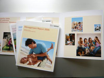 Image de Management Report 2005