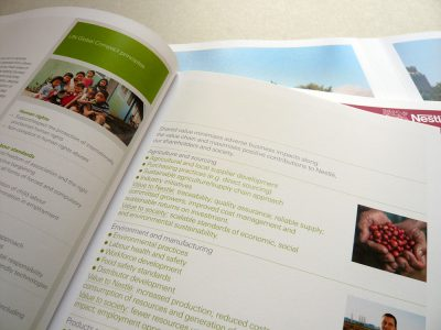 Image de Management Report 2007