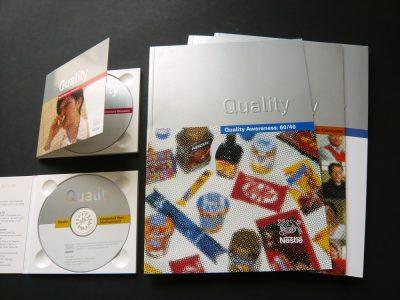 Image de Nestlé Quality System 1998