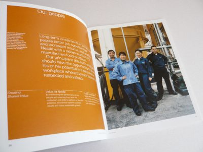 Image de The Nestlé Creating Shared Value Report 2007, Water