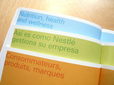 Image de The world of Nestlé