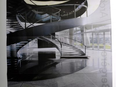 Image de HQ building and art brochures 2013