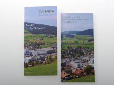 Image de Nestlé en Suisse 2014