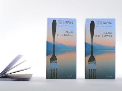 Image de Nestlé en Suisse 2015