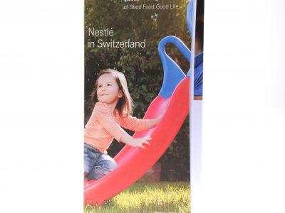 Image de Nestlé en Suisse 2016