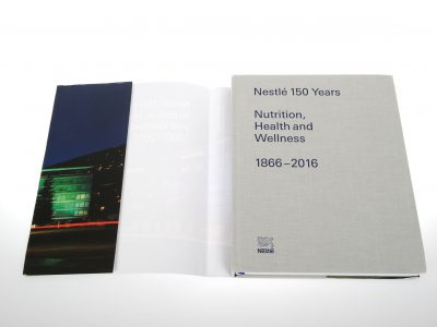 Image de Nestlé 150 Years Book